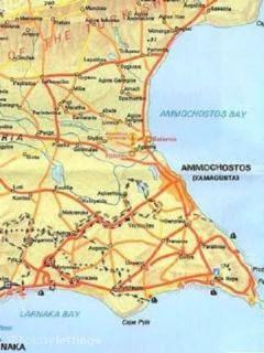 Cyprus East Coast. Protaras
