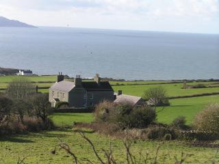 Pen y Graig Farmhouse sleeps 4+4 & Loft B&B sleeps 2