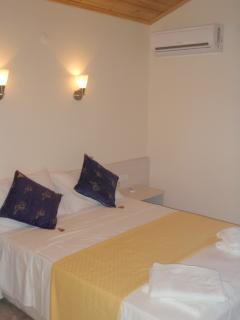 Twin bedded room - modern and comfortable