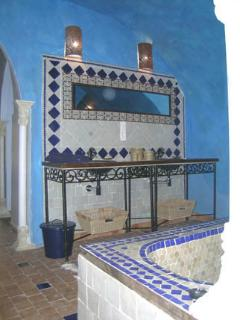 Bathroom gîte 'Marrakech'