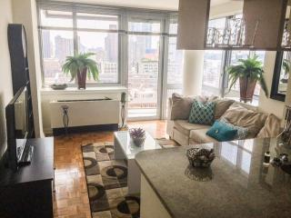Luxury 2 Bed Hi-Rise with Terrace & Great View, Nueva York