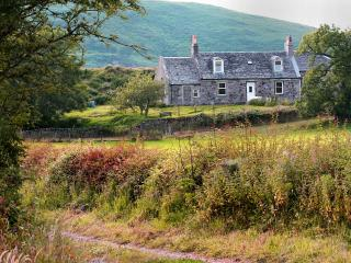 Tranquil Ambrisbeg Cottage Isle of Bute Scotland escape the hustle and bustle of everyday life