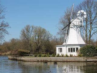 Your first view of the Windmill