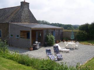 Le Grenier Gite in Brittany, Plessala