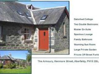 The Armoury, Aberfeldy