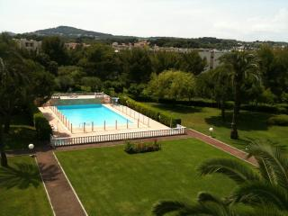 Antibes comfortable apt with pool, garage, wi-fi