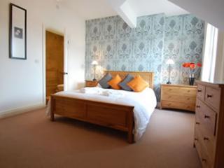 Master bedroom (house sleeps 8)