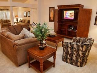 Elegant 4 Bedroom 2 Bath Pool Home In Legacy Park. 807CR, Orlando