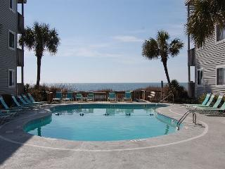 2bd/2ba ocean view condo in an oceanfront, three story building, North Myrtle Beach