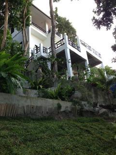 Garden and exterior