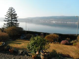 Loch View from front garden