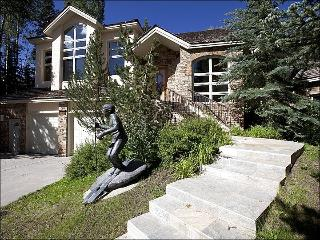 Breathtaking & Expansive Vacation Home - Adjacent to Galloping Goose Ski Run (6708), Telluride