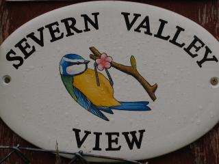 Severn Valley View,  with wi fi, Highley