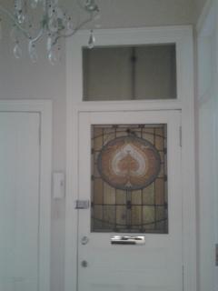Doorway into hall
