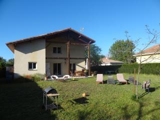 récente et spacieuse villa, Vieux-Boucau-les-Bains