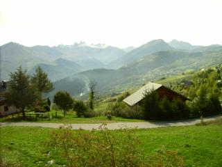 Summer and winter mountain chalet, village Orelle,Les 3 Vallées, Val Thorens