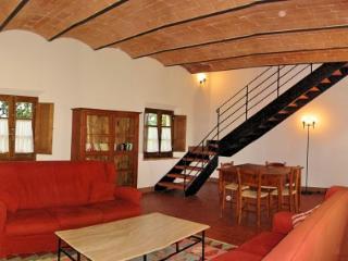 Casa Giobatta I, Lucignano d'Arbia