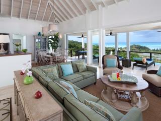 Villa Seaglass, Jolly Harbour