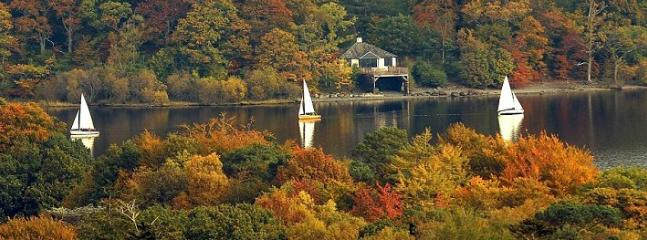 Ullswater in autumn