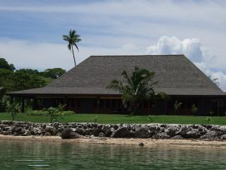 Nai Kawakawa Villa 5 Star Beach Front  Luxury Home