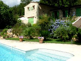 3 bedroom Villa in Tourrettes Sur Loup, Cote D Azur, France : ref 2000026
