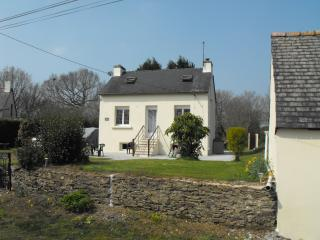 Charming French Holiday House  (Ty Gwenn), Spezet