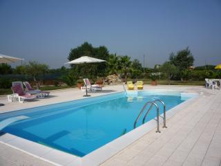 Villa Sponziello, Lecce