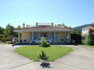 Villa Sanna e Floris, Siniscola, sardegna