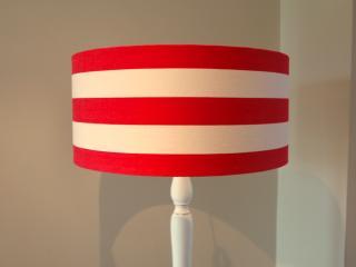 Deckchair lampshade