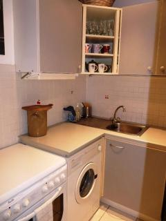 More kitchen facilities