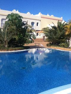 Larger pool - direct access from ground floor terrace