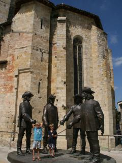 Gascony - Home of The Musketeers