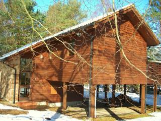 The Treehouse - Self Catering holiday lodge in Boat of Garten