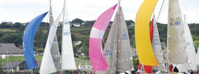 Sailing in Schull