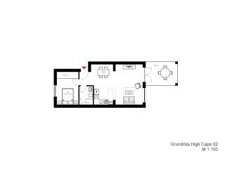flat layout