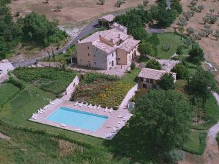 le vignole country house, Asís