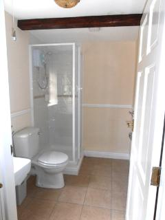 Wayton Barn Cottage Shower Room