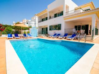 Albufeira, 4 cama villa com piscina privada