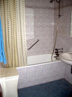 Bathroom in apartment 2