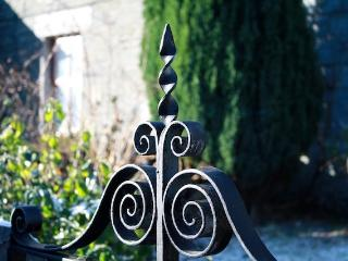 The Original Wrought Iron Gate