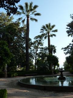 Campo de los Martires, Alhambra woods
