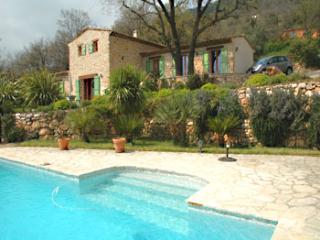 3 bedroom Villa in Tourrettes-sur-Loup, Provence-Alpes-Cote d'Azur, France : ref