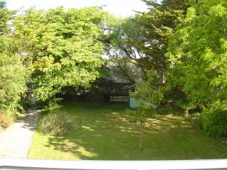 Penrhyn Mawr cottage private garden