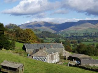 Holiday in the Hills, Valley View. Country farm self catering.
