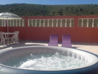 Riad Casablanca with Hot Tub Jacuzzi  on roof terrace