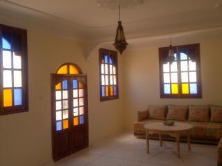 9 metre long 1st Floor Salon showing door  to balcony