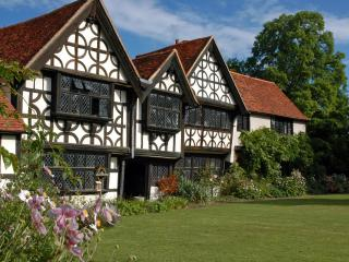 Great Tangley Manor 11th Century moated Manor House set in beautiful grounds