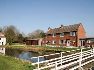 Our Holiday cottage is on the Left,We live in the Right if you need anything we are on site for you.