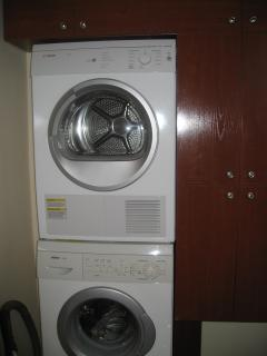 Bosch Washer and Dryer
