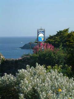 The Bowgie Inn - a mile away